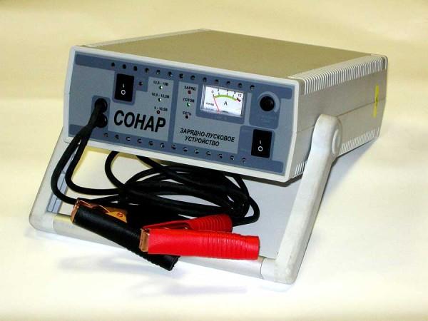 устройство зарядно пусковое импульс зп 02 - Практическая схемотехника.