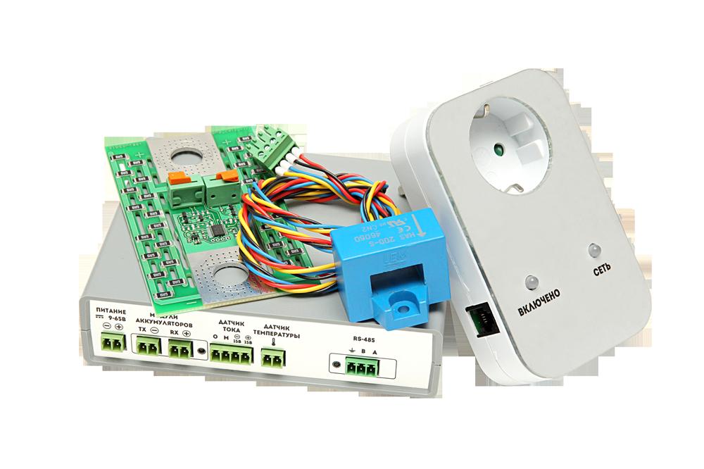 Система контроля и управления Li-ion аккумуляторами (СКУ, BMS)