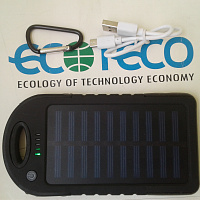 Solar Power Bank A025 25000mAh