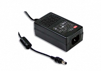 Блок питания - адаптер 18W AC-DC Industrial Adaptor GS18A24-P1J MeanWell