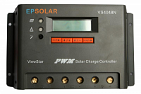 Контроллер заряда EPSolar ViewStar 4548BN 45А 12/24/36/48В