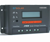 Контроллер заряда EPSolar ViewStar 6048N 60А 12/24/36/48В