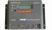Контроллер заряда EPSolar ViewStar 5048N 50А 12/24/36/48В