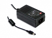 Блок питания - адаптер 25W AC-DC Industrial Adaptor GS25A48-P1J MeanWell